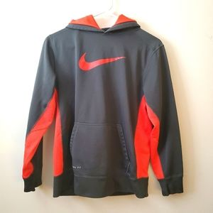 XL Nike Boys Therma Fit Hoody